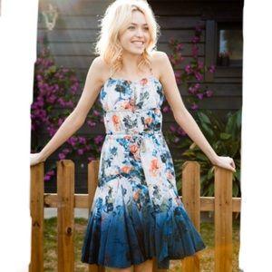 NWT Desigual boho Bichi cotton dress
